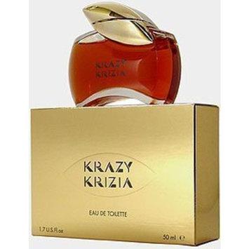 Krazy Krizia By Krizia Eau De Toilette Non-spray Bottle 1.7 Ounces for Women