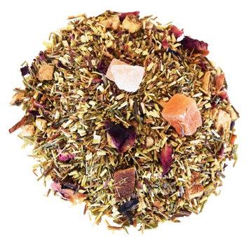 Chinese Tea Culture Love Rooibos Tea - Rooibos - Red Tea - Mango - Papaya - Orange - Passion Fruit - Decaffeinated - Tea - Loose Tea - Loose Leaf Tea - 8oz