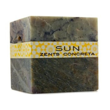 Zents Concreta, Firming Repair Balm and Skin Salve for Hands and Feet, With Pure Organic Shea Butter and Organic Coconut Oil in Soapstone,1.25 fl oz/37.5 millileters (Sun)