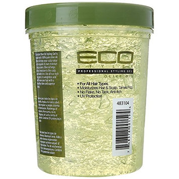 Eco Eco Olive Oil Conditioning Curl Activator, 8 Ounce
