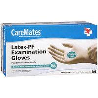CareMatesTM Latex Gloves, Set of 100
