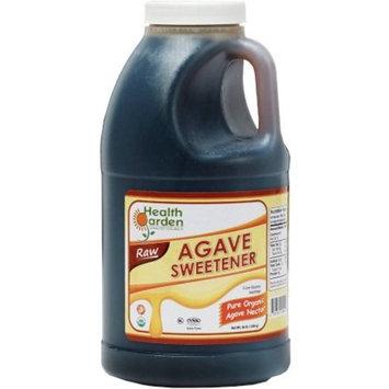 Health Garden Raw Agave Sweetener, 46 oz