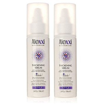 Aloxxi Thickening Serum, 3.4 Ounce
