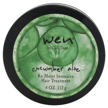 Chaz Dean Wen Cucumber Aloe Re Moist Intensive 4-ounce Hair Treatment