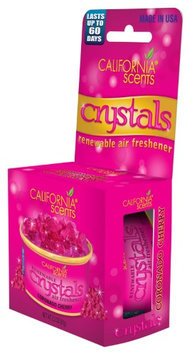 Calfornia Scents California Scents 2.2 Oz Coronado Cherry Crystals Renewable Air Freshener
