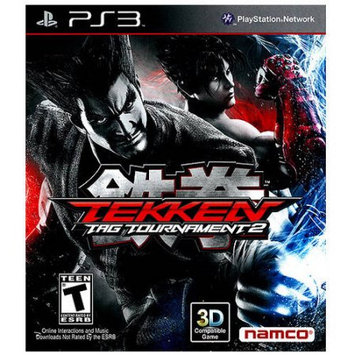 Namco Tekken Tag Tournament 2 (PS3) - Pre-Owned