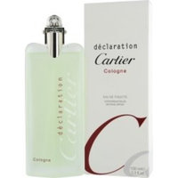 DECLARATION COLOGNE by Cartier Cologne for Men (EDT SPRAY 3.3 OZ)