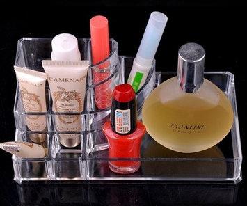 Beauty Acrylic Acrylic Cosmetic Organizer Makeup Brushes Lipstick Holder 1036