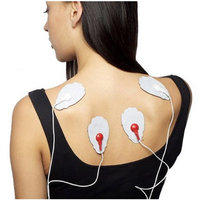 Genesis Massager Electronic Massage Pads For Mini Massagers. Pain Relief, Muscle Relief (15 Pair (30 Pads))