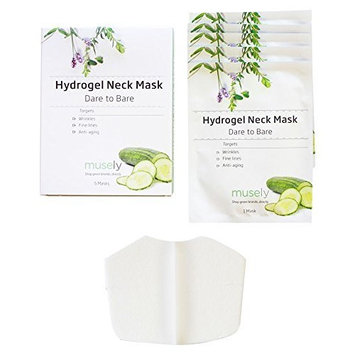 Hydrogel Neck Mask - Dare to Bare (Box of 5)
