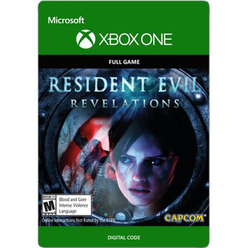 Incomm Xbox One Resident Evil Revelations HD (email delivery)