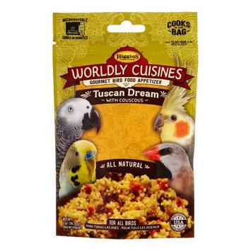 Higgins Worldly Cusines Tuscan Dream Bird Food, 2 Oz
