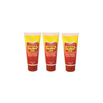 Triple Lanolin 3 - Pack 2.25 Fl. Oz. Tubes Cocoa Butter Creme Hand & Body Lotion * 3 -pack