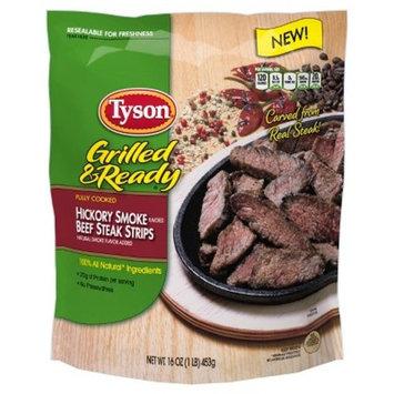 Tyson Grilled & Ready Hickory Smoke Steak Strips - 16oz