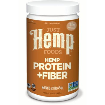 Fresh Hemp Foods Ltd. JHF Hemp Protein Powder + Fiber 16oz