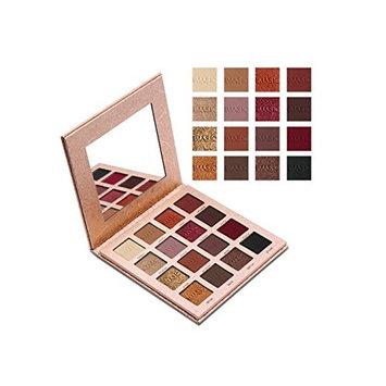 Skylin 16 Colors Shimmer Matter Long Lasting Multi-function Eye Shadow Palette Makeup