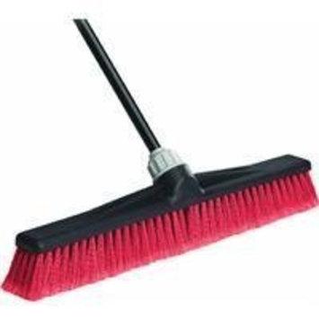 O'Cedar Maxi Lok Push Broom Rough Surface 24