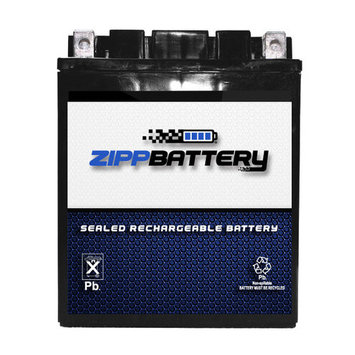 YTX14AH-BS Battery for Polaris - All Other Models 1993