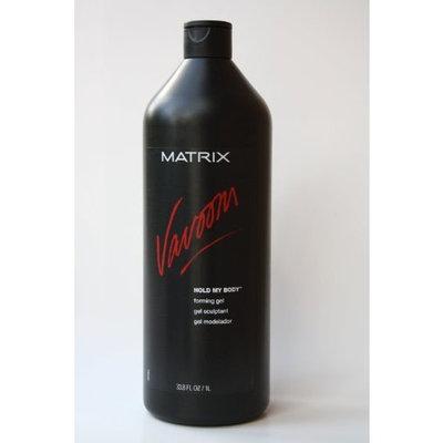 Matrix Vavoom Hold My Body Forming Gel 33.8 oz. by REDKEN