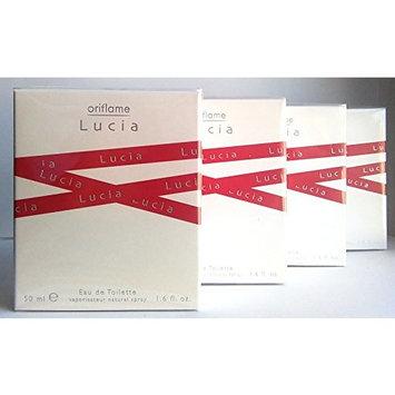 4 x ORIFLAME Lucia Eau de Toilette 50ml - 1.6fl.oz. SET !