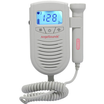 Jumper 100S6+ Portable Baby Heartbeat Sound Monitor