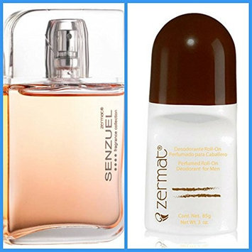 Zermat Senzuel Colecciones EDT Spray For Men 2oz, Perfume Para Caballero 60ml (MILLION)