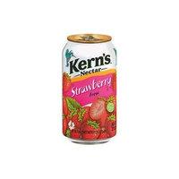 Kern's Strawberry Nectar 11.5 Oz (24 Pack)