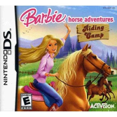 Fontana Barbie Horse Adventures: Riding Camp