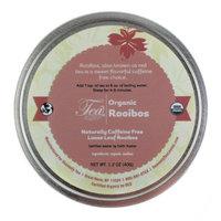 Heavenly Tea Inc. Heavenly Tea Leaves Organic Rooibos Loose Leaf Tisane Canister, 1.2 oz.