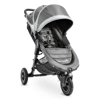 Baby Jogger® City Mini® GT Single Stroller in Steel/Grey