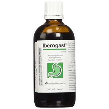 Iberogast LARGE SIZE (100ml) - for Dyspepsia, Bloating, Stomache Pain and Heartburn Brand: Medical Futures