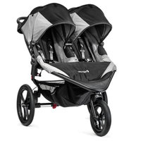 Baby Jogger Summit X3 Double Child Jogging Stroller
