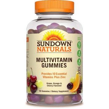 Nature's Bounty Sundown Naturals ® Adult Multivitamin, 50 Gummies