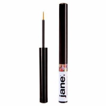 Jane Cosmetics Water Resistant Liquid Eye Liner, White Pearl, 1152 Ounce