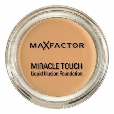Max Factor Miracle Touch Liquid Illusion Foundation - 75 Golden by Max Factor