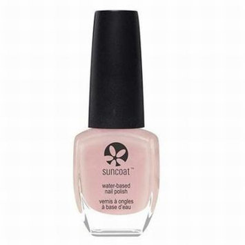 Suncoat, Water-Based Nail Polish, 12 French Pink, 0.5 oz (15 ml) by Suncoat Products inc