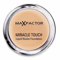 Max Factor Miracle Touch Liquid Illusion Foundation - 80 Bronze by Max Factor