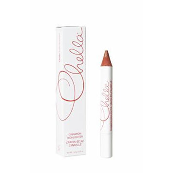 Cinnamon Eyebrow Highlighter, for Medium to Dark Skin Tones,The ONLY Eyebrow Pencil you will EVER Buy, One Pencil, By Chella