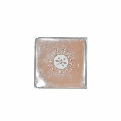 Honeybee Gardens Pressed Mineral Powder Malibu - 0.26 oz - pack of - 3 by HoneyBee Gardens