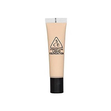[3CE] 3CE LIQUID FOUNDATION 30ml (#02 ivory beige)