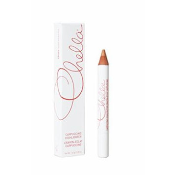 Cappuccino Eyebrow Highlighter, for Medium Skin Tones, The ONLY Eyebrow Pencil you will EVER Buy, One Pencil, By Chella