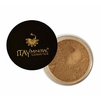 Bundle 2 Items: Itay Mineral Powder Foundation+ Matching Mineral Bronzer (MF-11 CANDY)