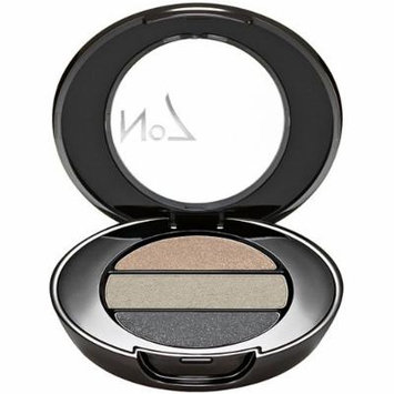 BOOTS No7 Stay Perfect Eye Shadow Trio Classic Matte by Boots by No7