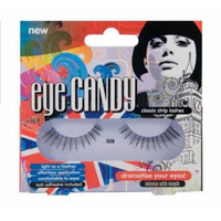 Eye Candy Strip Lashes 008 Dramatise 60's Look Natural False Lashes by Eye Candy
