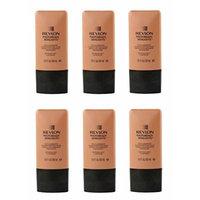 Revlon Photo Ready Skinlights Face Illuminator - Peach Light (6 Pack) + FREE Schick Slim Twin ST for Dry Skin