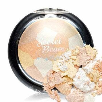 Etude House,Secret Beam Highlighter Gold&Beige Mix 9g