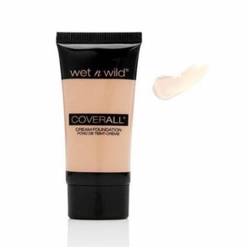 Wet N Wild Coverall Cream Foundation ~ Fair/Light 816 by Wet 'n Wild