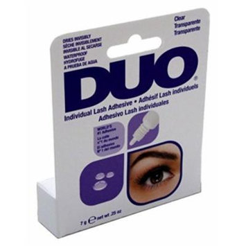 Duo Individual Lash Adhesive Clear 0.25oz by Unknown