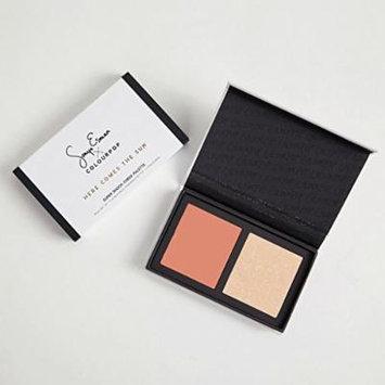 ColourPop Pressed Powder Face Duo - Sonya Esman - Here Comes the Sun