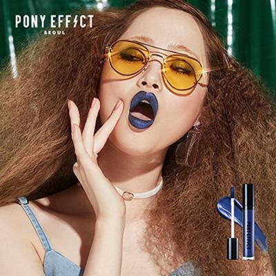 PonyEffect Retro-Spect Metallic Matte Lip Color (COLD-BLOODED)